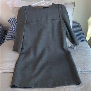 Zara Grey medium Dress